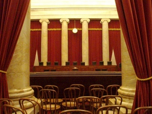 """The Supreme Court courtroom"" Photo Credit: JenCarole's photostream"